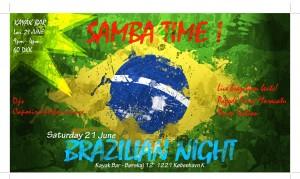 Brazilian-night